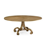 Jonathan Charles Home Lacock Dining Table 530054-70D