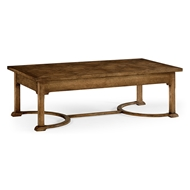 Jonathan Charles Home Biddulph Coffee Table 530066-KTO Kitchen Oak Finish