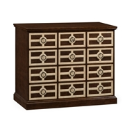 Jonathan Charles Home Midmoor Chest Of Drawers 530130-BRN WY Midmoor beige