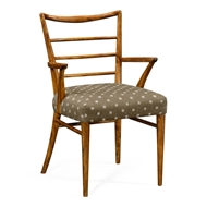 Jonathan Charles Home The Pensacola Dining Armchair