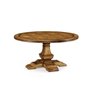 "Jonathan Charles Home 60"" Round Dining Table"