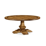 Jonathan Charles Home 72'' Round Dining Table