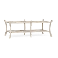 Jonathan Charles Home Collana Washed Acacia Coffee Table 530202