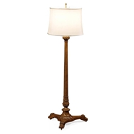 Jonathan Charles Home Neoclassical French Walnut Fl 540002-FRW