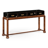 Jonathan Charles Home Butterfly Console (Walnut & Painted) 492224