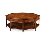 Jonathan Charles Home Starburst Octagonal Coffee Table 493237