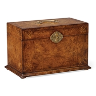 Jonathan Charles Home Seaweed Jewellery Box 493279