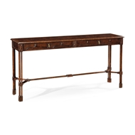 Jonathan Charles Home Chippendale Gothic Console (Large) 493486