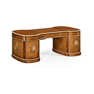 Jonathan Charles Home Neo-Classical Partners Desk