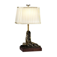 Jonathan Charles Lighting Ballet Pointe Shoes Table Lamp 495754