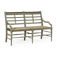 Jonathan Charles Home Marshfield Grey Oak Sofa 530103
