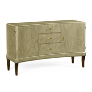 Jonathan Charles Home Art Deco Curved Sideboard 494326-GSH