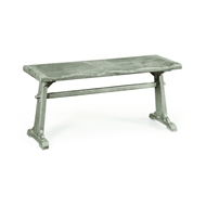 Jonathan Charles Home Oak Tavern Dining Bench 494441