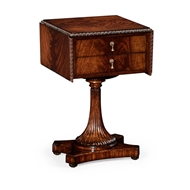 Jonathan Charles Home William Iv Mahogany Table with Side Panels 494484