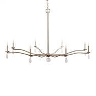 Lowcountry Originals 8 Light Wave Chandelier LCO-189