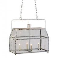 Lowcountry Originals Lantern with Yoke & Glass