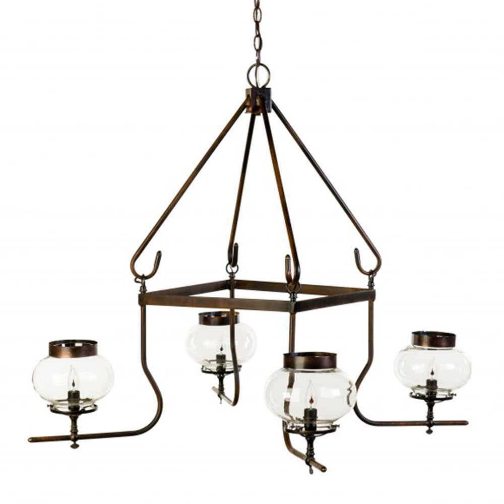 Lowcountry Originals Gas Replica Lantern LCO-139