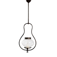 Lowcountry Originals Lighting Gas Tear Drop Chandelier