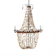 Lowcountry Originals Lighting Large Empire Chandelier