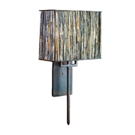 Lowcountry Originals Marsh Reed Double Sconce