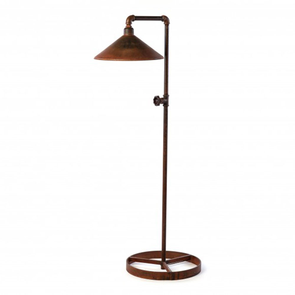 Lowcountry Originals Pipe and Shade Floor LampLCO-L35-101