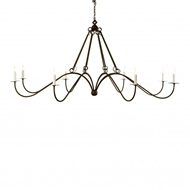 Lowcountry Originals The Belfair Chandelier