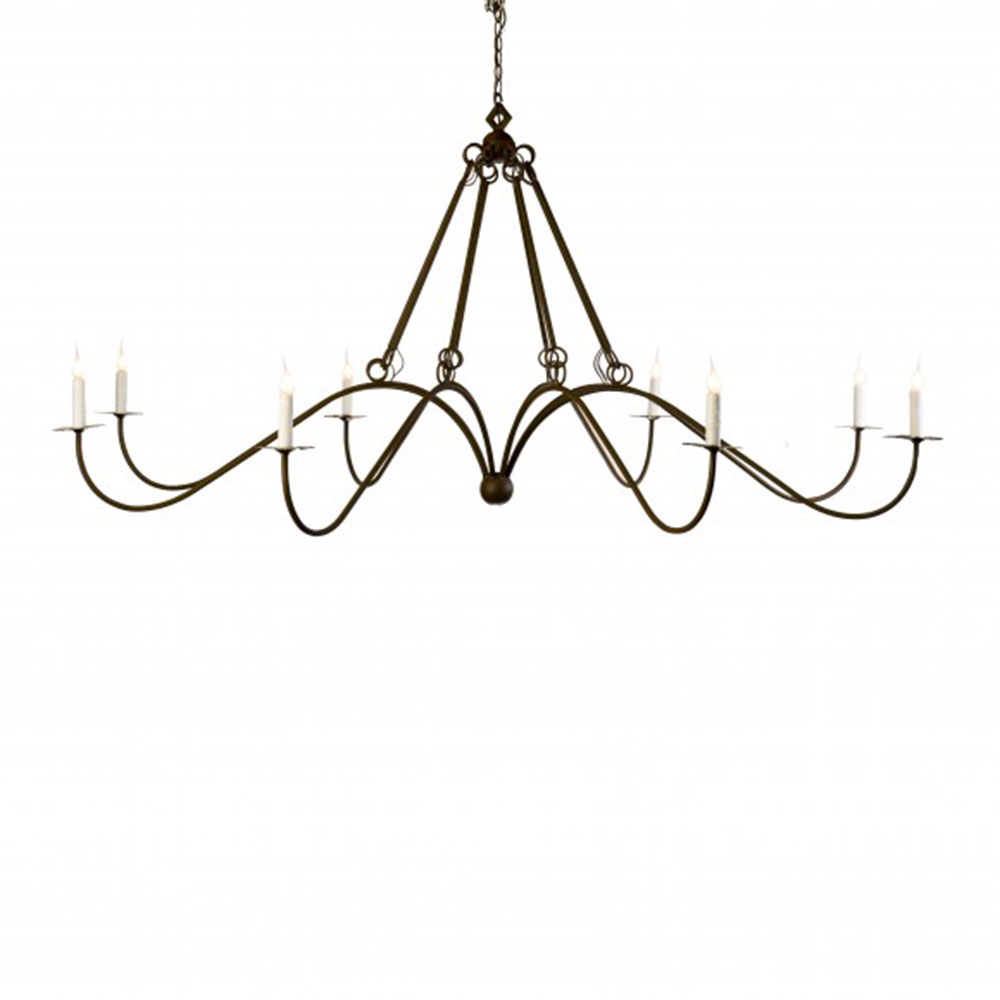 Lowcountry Originals The Belfair Chandelier LCO-156