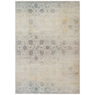 Magnolia Home Ella Rose Rug by Joanna Gaines - Bone & Mist