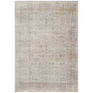 Magnolia Home Ella Rose Rug by Joanna Gaines - Bone & Multi ELLAEJ-06BOML