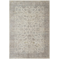 Magnolia Home Ella Rose Rug by Joanna Gaines - Bone & Stone