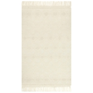 Magnolia Home Holloway Rug by Joanna Gaines - Ivory HOLLYH-02IV00