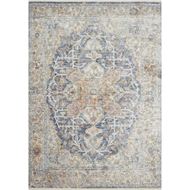 Magnolia Home Ophelia Rug by Joanna Gaines - Blue & Multi