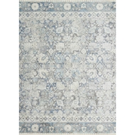 Magnolia Home Ophelia Rug by Joanna Gaines - Grey & Sky