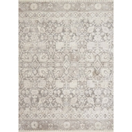 Magnolia Home Ophelia Rug by Joanna Gaines - Grey & Taupe
