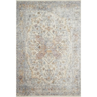 Magnolia Home Ophelia Rug by Joanna Gaines - Ivory & Multi