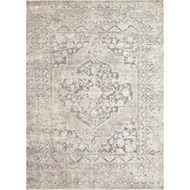 Magnolia Home Ophelia Rug by Joanna Gaines - Taupe & Taupe