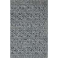 Magnolia Home Warwick Rug by Joanna Gaines - Azure & Silver