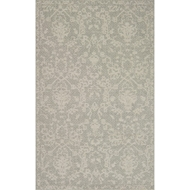 Magnolia Home Warwick Rug by Joanna Gaines - Grey & Silver