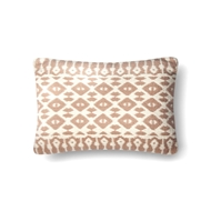 "Magnolia Home by Joanna Gaines 13"" X 21"" Emmie Kay Pillow Blush & Ivory - P1064"