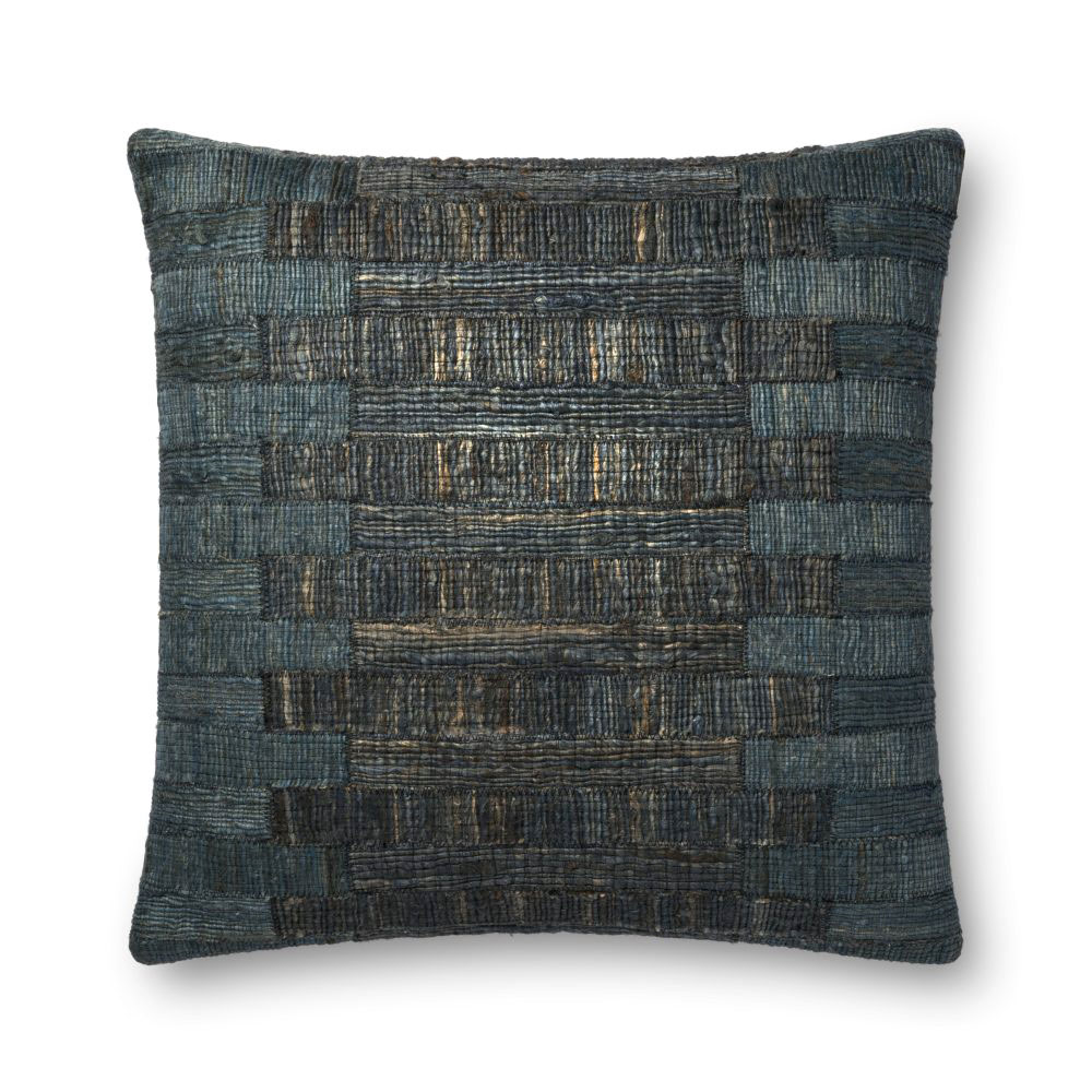 Magnolia Home by Joanna Gaines 22 X 22 Thomas Pillow Teal - P1085
