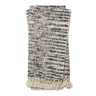 Magnolia Home by Joanna Gaines Else Black Throw Blanket