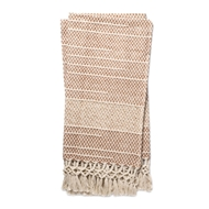 Magnolia Home by Joanna Gaines Emry Blush Throw Blanket