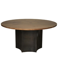 Noir Furniture Rome Dining Table