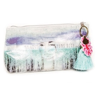 Papaya Art Deep Love Small Accessory Pouch - Womens Accessories