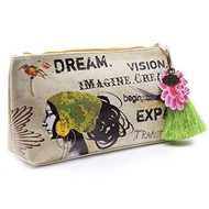 Papaya Art Dream Accessory Pouch Small - Womens Accessories
