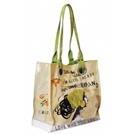 Papaya Art Dream Luxe Tote - Womens Accessories