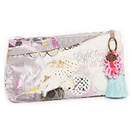 Papaya Art Dream Catcher Small Accessory Pouch - Womens Accessories