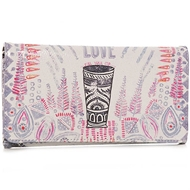 Papaya Art Fill Your Cup Wallet - Womens Boho Accessories