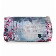 Papaya Art Fireweed Small Accessory Pouch - Womens Accessories