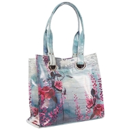 Papaya Art Fireweed Luxe Tote Bag - Womens Accessories